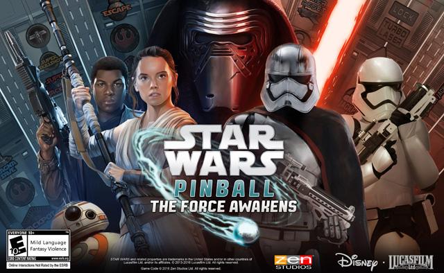 Zen Studios - Star Wars Pinball